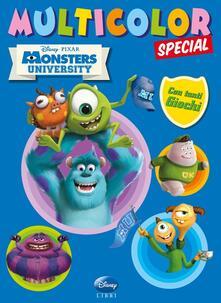 Cocktaillab.it Monsters University. Multicolor special. Ediz. illustrata Image