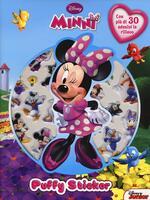 Minni. Puffy sticker. Con adesivi. Ediz. illustrata