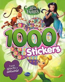 Fairies. 1000 stickers. Con adesivi.pdf