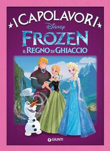 Camfeed.it Frozen. Il regno di ghiaccio. Ediz. illustrata Image