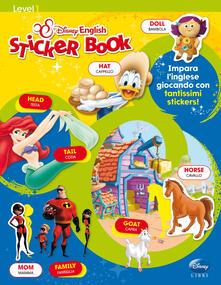 Nicocaradonna.it Sticker book. Level 1. Con adesivi Image