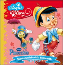 Grandtoureventi.it Pinocchio. Sogni d'oro. Ediz. illustrata Image