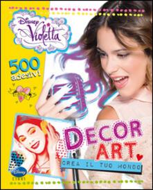Rallydeicolliscaligeri.it Decor Art. Crea il tuo mondo. Violetta. 500 adesivi Image