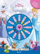 Cenerentola. Libro pastello. Disney princess. Con adesivi