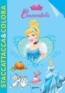Foto Cover di Cenerentola. Disney princess. Con adesivi, Libro di  edito da Disney Libri