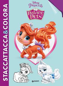 Palace pets. Disney princess. Con adesivi. Ediz. illustrata