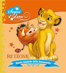 Il re Leone. Sogni doro. Ediz. illustrata.pdf