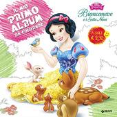 Biancaneve e i sette nani. Il mio primo album da colorare. Disney princess