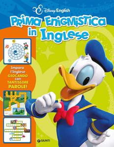 Libro Prima enigmistica in inglese