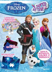 Milanospringparade.it Frozen. Superattivi. Con adesivi Image