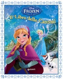 Frozen. Il libro delle canzoni. Ediz. illustrata.pdf