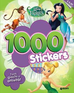 Libro Fairies. 1000 stickers. Con adesivi