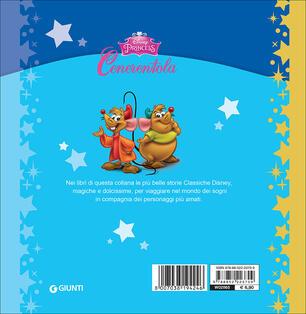 Cenerentola Sogni Doro Libro Disney Libri Storie Classiche