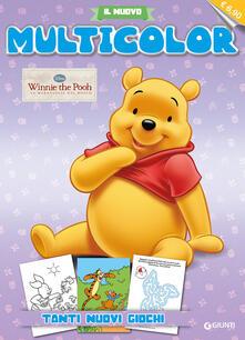 Squillogame.it Winnie the Pooh. Le meraviglie del bosco. Il nuovo multicolor Image