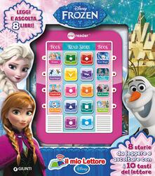 Frozen. Il mio lettore Disney. Ediz. illustrata.pdf