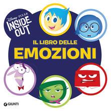 Squillogame.it Il libro delle emozioni. Inside out. Ediz. illustrata Image