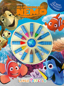 Antondemarirreguera.es Alla ricerca di Nemo. Libro pastello. Ediz. illustrata. Con gadget Image
