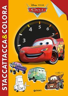 Ristorantezintonio.it Cars. Staccattacca e colora. Ediz. illustrata Image