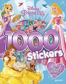 Tegliowinterrun.it Principesse. 1000 stickers. Con adesivi. Ediz. illustrata Image