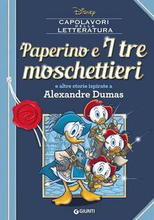 Nordestcaffeisola.it Paperino e i tre moschettieri e altre storie ispirate a Alexandre Dumas Image