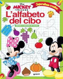 Lpgcsostenible.es L' alfabeto del cibo. Mickey & Friends. Superalbum creativo Image