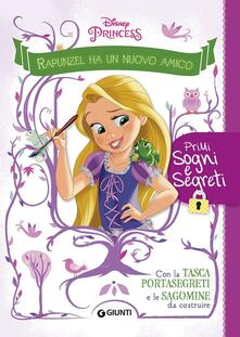 Criticalwinenotav.it Rapunzel ha un nuovo amico. Primi sogni e segreti. Con adesivi. Con gadget Image
