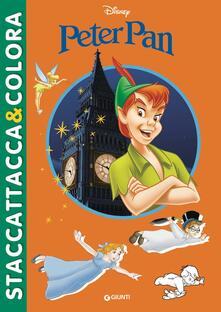 Ristorantezintonio.it Peter Pan. Staccattacca e colora. Con adesivi. Ediz. illustrata Image
