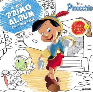 Libro Pinocchio. Il mio primo album da colorare