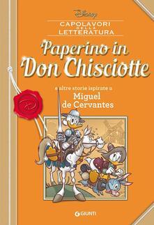 Paperino in Don Chisciotte e altre storie ispirate a Miguel de Cervantes.pdf