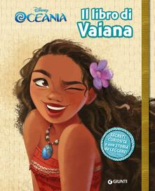 Camfeed.it Il libro di Vaiana. Segreti. Oceania Image