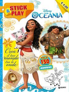 Oceania. Crea il tuo mondo tra le onde. Stick & play