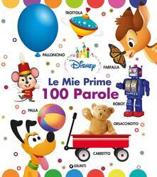 Le mie prime 100 parole. Disney baby. Ediz. a colori.pdf
