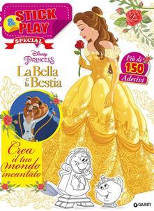 La Bella e la Bestia. Stick & play special. Con Adesivi.pdf