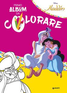 Filmarelalterita.it Aladdin. Il mio primo album da colorare Image