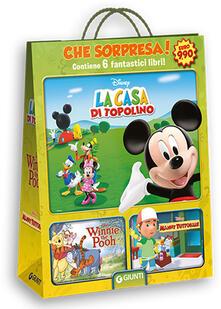 La casa di Topolino. Winnie the Pooh-Manny tuttofare. Shopper.pdf