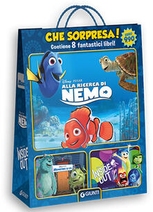 Ipabsantonioabatetrino.it Disney Pixar. Alla ricerca di Nemo-Monsters & Co.-Inside out shopper Image
