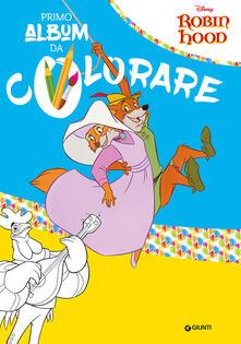 Winniearcher.com Robin Hood. Il mio primo album da colorare Image