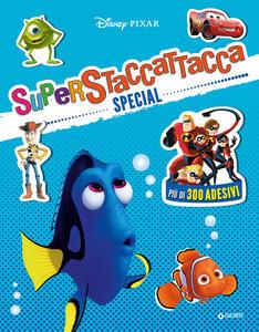 Superstaccattacca Special. Disney-Pixar