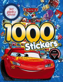 Antondemarirreguera.es Cars 3. 1000 stickers. Con adesivi Image