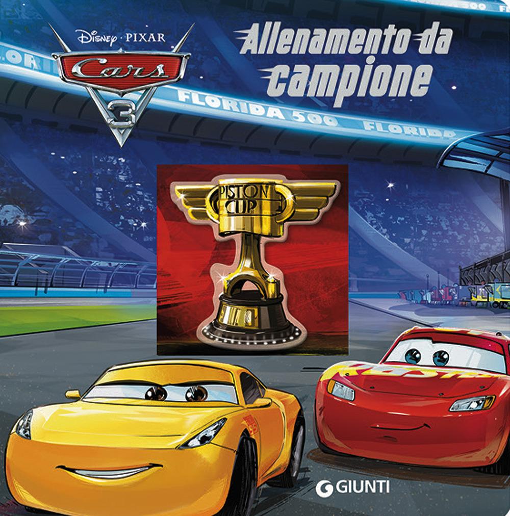 Image of Cars 3. Allenamento da campione. Ediz. a colori