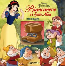 Capturtokyoedition.it I tre giganti. Biancaneve e i sette nani. Disney princess. Ediz. a colori Image