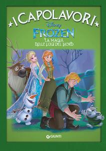 La magia delle luci del Nord. Frozen