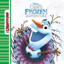 Winniearcher.com Olaf's Frozen adventure Image