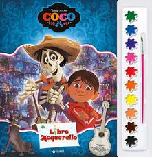 Ascotcamogli.it Coco. Libro acquerello. Ediz. a colori. Con gadget Image