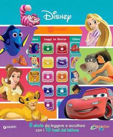 Daddyswing.es Il mio lettore Disney. Con gadget Image