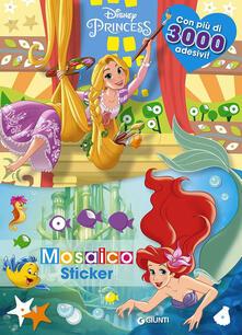 Charun.it Principesse. Mosaico sticker. Con adesivi. Ediz. a colori Image