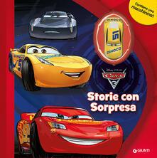 Fondazionesergioperlamusica.it Cars 3. Storie con sorpresa. Con Giocattolo Image