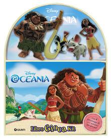 Collegiomercanzia.it Oceania. Libro gioca kit. Ediz. a colori. Con gadget Image
