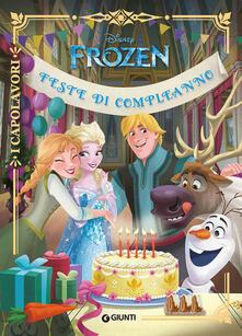 Radiospeed.it Feste di compleanno. Frozen Image