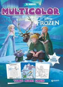 Frozen. Il nuovo multicolor